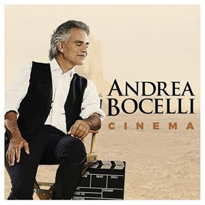 Picture of Albumo recenzija: Andrea Bocelli tenoro ir filmų derinys