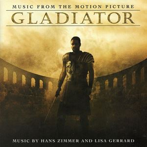 Изображение  Hans Zimmer And Lisa Gerrard ‎– Gladiator