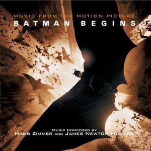 Изображение  Hans Zimmer And James Newton Howard ‎– Batman Begins