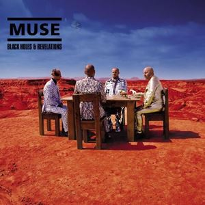 Изображение Muse ‎– Black Holes And Revelations
