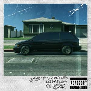 Изображение  Kendrick Lamar – Good Kid, m.A.A.d City