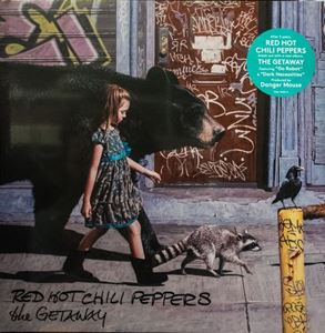 Изображение  Red Hot Chili Peppers ‎– The Getaway