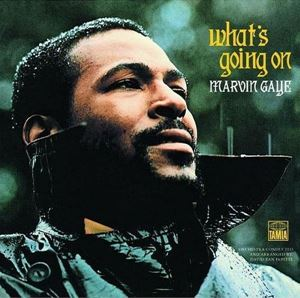Изображение  Marvin Gaye ‎– What's Going On