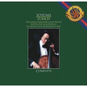 Изображение Yo-Yo Ma, J.S. Bach – The Unaccompanied Cello Suites / Suiten Für Violoncello / Les Suites Pour Violoncelle Seul
