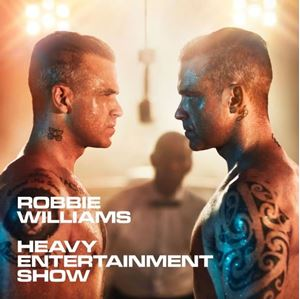 Изображение  Robbie Williams ‎– Heavy Entertainment Show
