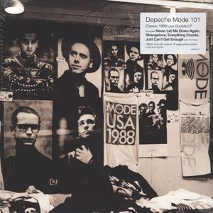 Изображение Depeche Mode – 101