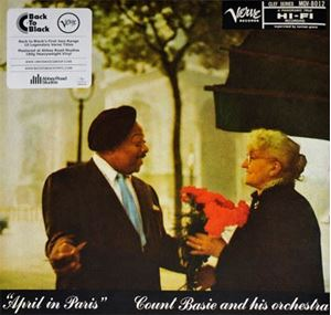 Picture of Count Basie Orchestra – April In Paris