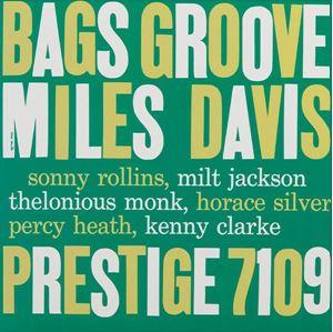 Изображение Miles Davis – Bags Groove