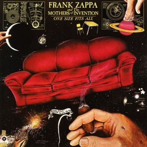 Изображение  Frank Zappa And The Mothers Of Invention ‎– One Size Fits All