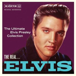 Изображение  Elvis Presley ‎– The Real... Elvis (The Ultimate Elvis Presley Collection)