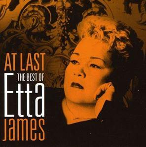 Изображение  Etta James – At Last The Best Of Etta James