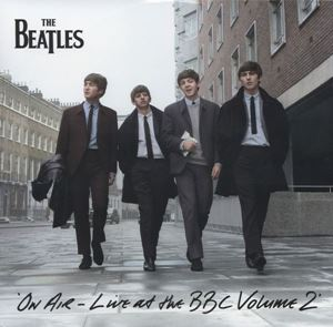 Изображение The Beatles ‎– On Air - Live At The BBC Volume 2
