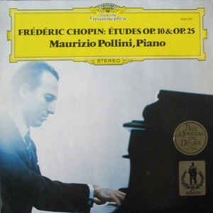Изображение  Frédéric Chopin, Maurizio Pollini – Études Op. 10 & Op. 25