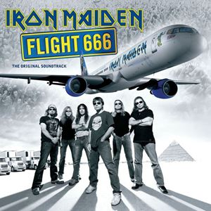 Изображение Iron Maiden ‎– Flight 666 - The Original Soundtrack