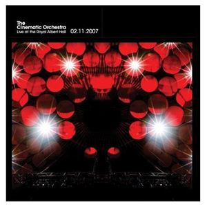 Изображение The Cinematic Orchestra ‎– Live At The Royal Albert Hall 02.11.2007