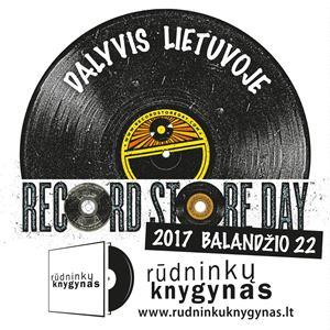 Picture of Record Store Day - jau penktąjį kartą Lietuvoje!