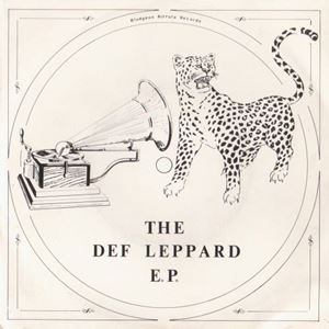Picture of  Def Leppard – The Def Leppard E.P.