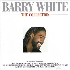 Изображение  Barry White ‎– The Collection