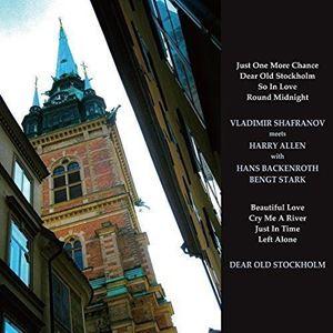 Изображение VLADIMIR SHAFRANOV Meets Harry Allen - Dear Old Stockholm