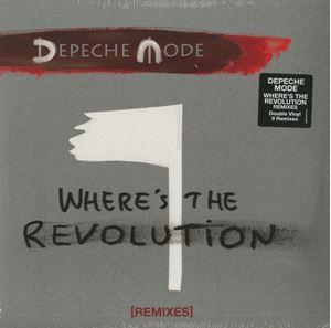 Изображение  Depeche Mode – Where's The Revolution [Remixes]