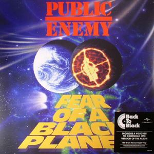 Изображение Public Enemy – Fear Of A Black Planet