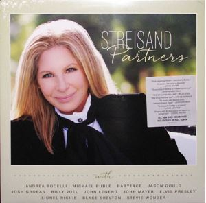 Picture of  Barbara Streisand ‎– Partners