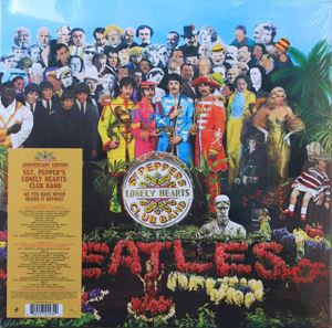 Изображение  Beatles ‎– Sgt. Pepper's Lonely Hearts Club Band