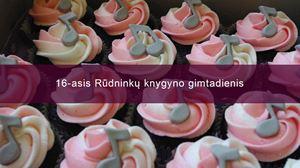 Picture of 16-asis Rūdninkų knygyno gimtadienis