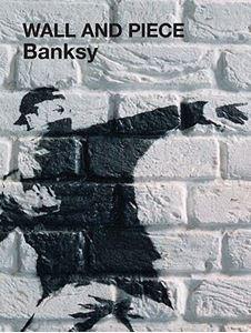 Изображение Banksy: Wall and Piece
