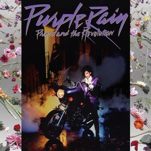 Изображение  Prince & The Revolution ‎– Purple Rain
