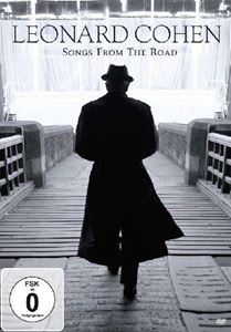 Изображение Leonard Cohen ‎– Songs From The Road
