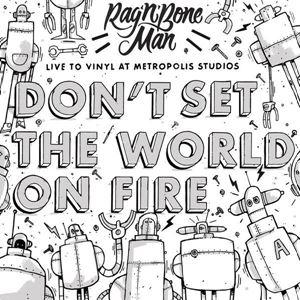 Изображение Rag'n'Bone Man – Live To Vinyl At Metropolis Studios