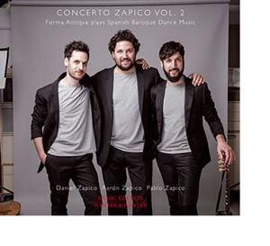 Picture of Forma Antiqva  Concerto Zapico Vol. 2