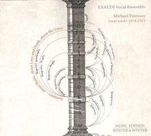 Изображение Exaudi Vocal Ensemble - Michael Finnissy