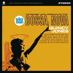 Изображение  Quincy Jones - Big Band Bossa Nova