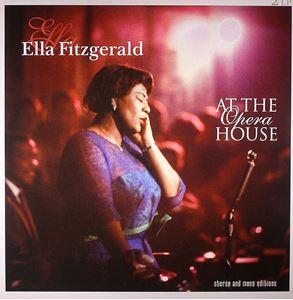 Изображение Ella Fitzgerald – Ella Fitzgerald At The Opera House
