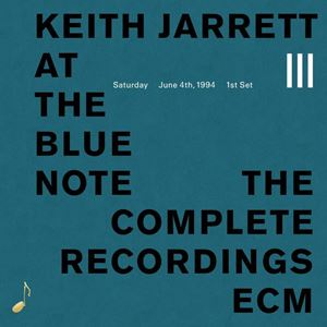 Picture of Keith Jarrett ‎– Keith Jarrett At The Blue Note 3rd CD