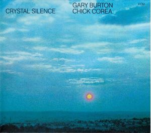 Picture of Gary Burton / Chick Corea ‎– Crystal Silence