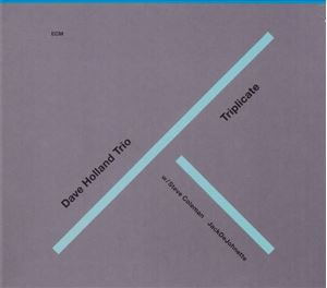 Picture of Dave Holland Trio ‎– Triplicate
