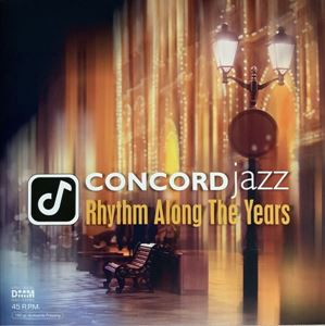 Изображение Rhythm Along The Years / Concord jazz