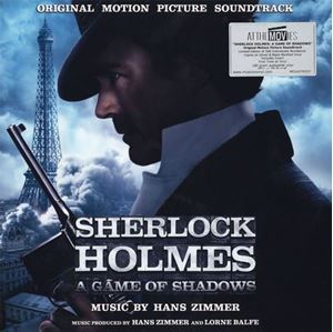 Изображение Sherlock Holmes: A Game Of Shadows - Original Motion Picture Soundtrack